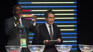 الجزائر وتونس في مجموعة واحدة ومصر تقع مع غانا
