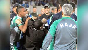 تبادل اتهامات بعد صدامات عنيفة أعقبت مباراة