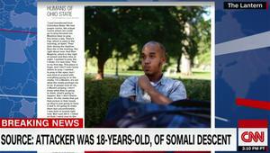"""بيان لداعش يصف مهاجم أوهايو بـ""""جندي الخلافة"""".. والتحقيقات تتقدم"""
