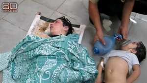 شاهد.. لقطات من هجوم بغاز السارين بسوريا تثير ضجة بالرأي العام الأمريكي
