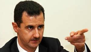 صورة ارشيفية للرئيس السوري