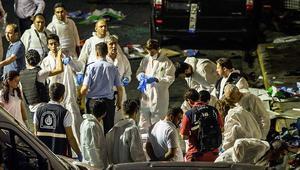 إطلاق نار وتفجير قنابل.. هجوم على مطار أتاتورك يخلّف 28 قتيلًا على الأقل