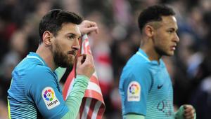 برشلونة يواجه بلباو في مباراة الموسم للفريق الكتالوني
