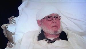 وفاة شيخ الزاوية البودشيشية المغربية حمزة بن العباس
