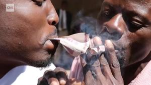 زيمبابوي تعاني من نقص حاد في السيولة النقدية