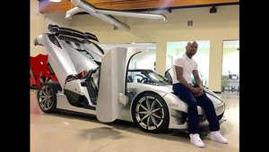 أي سيارة تقود إلى العمل كل يوم؟ فلويد مايوذر يقود سيارة بـ4.8 مليون دولار