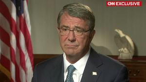 كارتر عن مقتل جندي أمريكي: هجوم داعش كان مفاجئاً