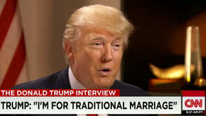 دونالد ترامب لـ CNNحول برنامجه الرئاسي: لنقصف حقول نفط العراق ونمنع تسلل القتلة والمغتصبين لأمريكا