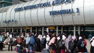 طوارئ بمطار القاهرة بعد وصول راكب يُشتبه في إصابته بفيروس