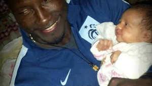 لاعب كاميروني بالجزائر احتفل بمولد ابنته صباحا ثم قتل مساء بحجر في إحدى المباريات