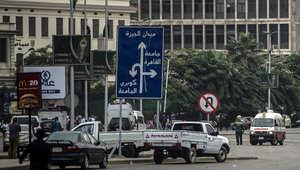 مصر.. تجدد المصادمات بين الشرطة وأنصار مرسي وتأمين جوي لقناة السويس
