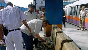 """مصر.. ضبط """"خلية إرهابية"""" ومحاولات تفجير تستهدف الأنفاق والقطارات وشبكة المترو"""