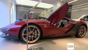 تعرف على فيراري سيرجيو.. واحدة من أكثر السيارات حصرية في العالم