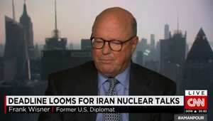 برنامج إيران النووي.. دبلوماسي أمريكي سابق لـCNN: طهران تريد التوصل لاتفاق ورأب الصدع بين الجانبين ممكن
