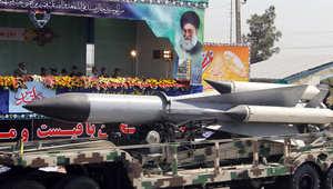 التجربة الصاروخية الإيرانية تنتهك