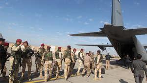 حرب داعش.. 30 غارة للتحالف خلال 72 ساعة والمعارك تمتد إلى داخل المساجد