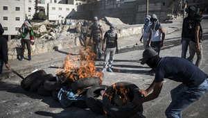 أنباء عن مقتل طفل وجرح 32 فلسطينياً في مواجهات مع الجيش الإسرائيلي بالقدس ورام الله