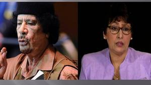 إعلامية جزائرية: معمر القذافي أراد الزواج بي.. وبعث الطلب مع مسؤولة ليبية