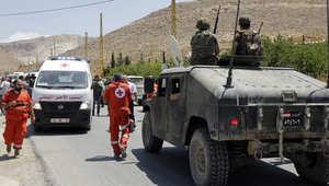 لبنان.. قتيلان بانفجار استهدف آلية عسكرية في