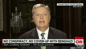 بعد نفي الفشل الاستخباراتي وسرعة الرد بتقرير هجوم بنغازي.. سيناتور أمريكي لـCNN: التقرير مليء بالسخافات والقمامة