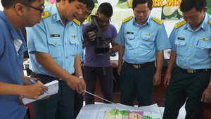 تفتيش منزل قائد الطائرة الماليزية ومساعده بعد تغيير مسار التحقيق