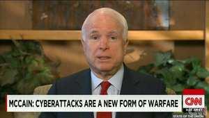 السيناتور ماكين لـCNN: الرئيس أوباما لم يفهم أن قرصنة كوريا الشمالية تعتبر