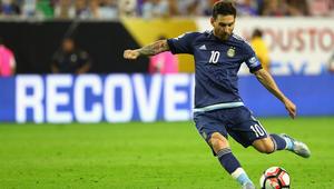 الأرجنتين تقهر أمريكا وميسي هدّاف بلاده