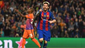 """برشلونة يلقن الستي وغوارديولا درسا قاسيا في """"كامب نو"""""""