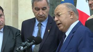 عميد مسجد باريس: نشعر بالحزن لقتل قسيس أوصانا ديننا باحترامه