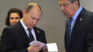 روسيا.. بوتين يأمر بوقف رحلات الطيران إلى تركيا