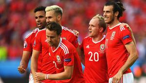 ويلز تكتب تاريخا جديدا وتتأهل لربع نهائي يورو 2016