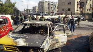 بالفيديو: اللحظات الأولى للتفجير الانتحاري في مساكن برزة بدمشق.. وتقارير عن مقتل 8 أشخاص وإصابة 20 آخرين