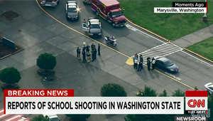 أمريكا.. إطلاق نار داخل مدرسة بولاية واشنطن يوقع قتيلين أحدهما مطلق النار و4 جرحى