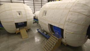 """جولة داخل أول """"سفينة فضاء"""" تُصنع في الهند"""