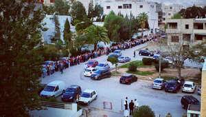 بالصور.. إقبال مكثف في الانتخابات التونسية