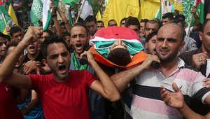 مقتل طفل فلسطيني بمواجهات مع الشرطة الإسرائيلية وإضراب شامل في