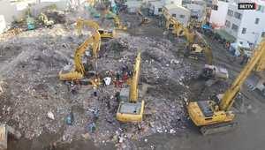 توقف عمليات البحث في تايوان بعد 9 أيام من الزلزال الذي هز البلاد