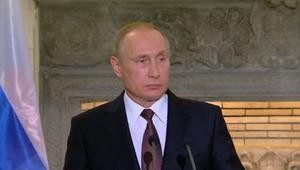 بوتين يتوعد بـ