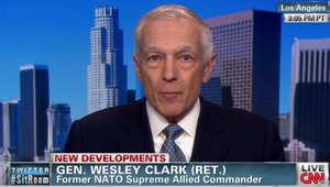 الجنرال كلارك قائد الناتو السابق لـCNN: الشرق الأوسط قد يشتعل لسنوات وعوامل دينية واقتصادية ولّدت داعش