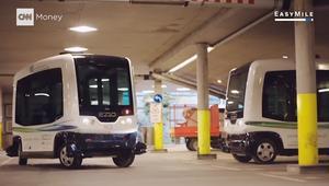 حافلات ذاتية القيادة تجوب الشوارع.. هل وصلنا إلى المستقبل الذكي؟