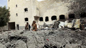 50 قتيلاً وعشرات الجرحى بقصف جوي استهدف سوقاً في