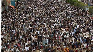 اليمن.. بن عمر يلتقي زعيم انصار الله ولجنة العقوبات تعلن استعدادها لاتخاذ عقوبات عاجله
