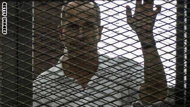 الداخلية المصرية لـCNN: صحفي الجزيرة بيتر غريستي يغادر القاهرة إلى أستراليا بموافقة من السيسي