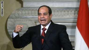 """حزب الوسط المصري يربط استقالة وزير الدفاع الأمريكي بقرب """"سقوط"""" السيسي"""