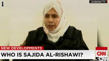 شقيقة أحد مساعدي الزرقاوي وربما تعرف أبوبكر البغدادي: من هي ساجدة الريشاوي ولماذا يطالب بها داعش