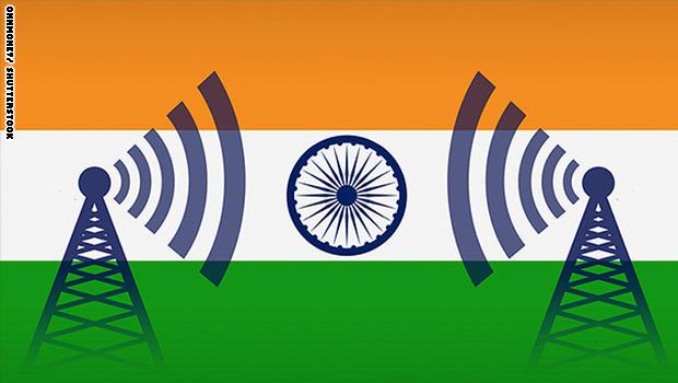 أثرى رجال الهند يوفّر إنترنت مجاني