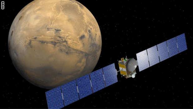 المركبة الفضاء التابعة لناسا تقترب من الكوكب القزم