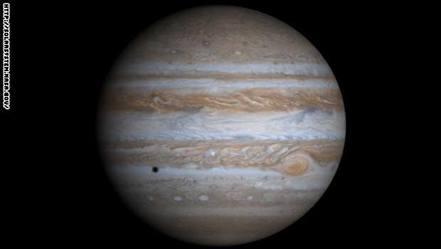 عالمان في مجال الأبحاث الفضائية : الفضل في وجود كوكب الأرض قد يعود إلى المشتري