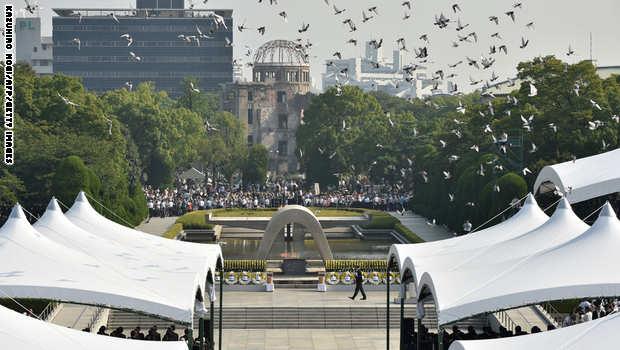 سبعون عاما مأساة هيروشيما