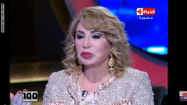 المخرجة المصرية إيناس الدغيدي تطالب بترخيص بيوت الدعارة وعدم حجب المواقع الإباحية